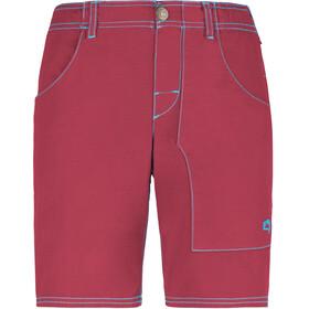 E9 Scintilla Naiset Lyhyet housut , punainen